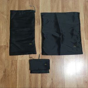Fendi dust bags bundle of three